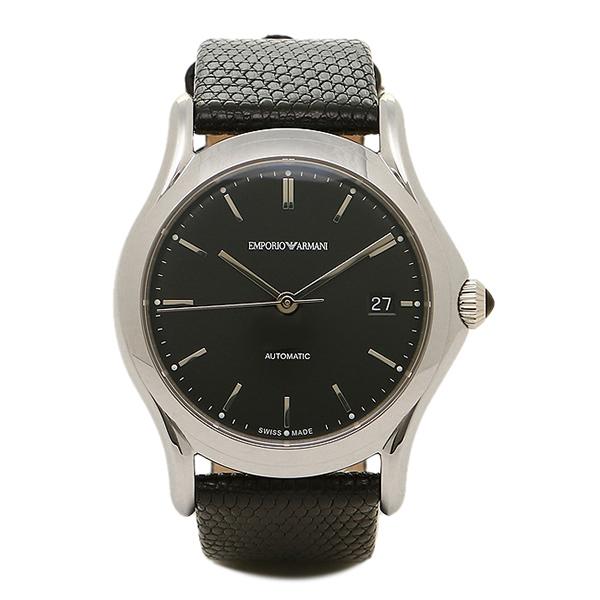 엔포리오아르마니 시계 맨즈 EMPORIO ARMANI ARS3101 SWISS MADE 스위스 메이드 손목시계 워치 블랙