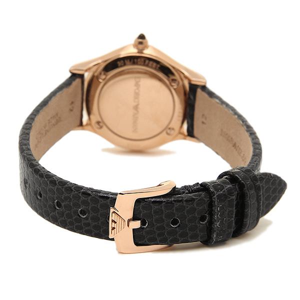 엔포리오아르마니 시계 레이디스 EMPORIO ARMANI ARS7201 SWISS MADE 스위스 메이드 손목시계 워치 블랙