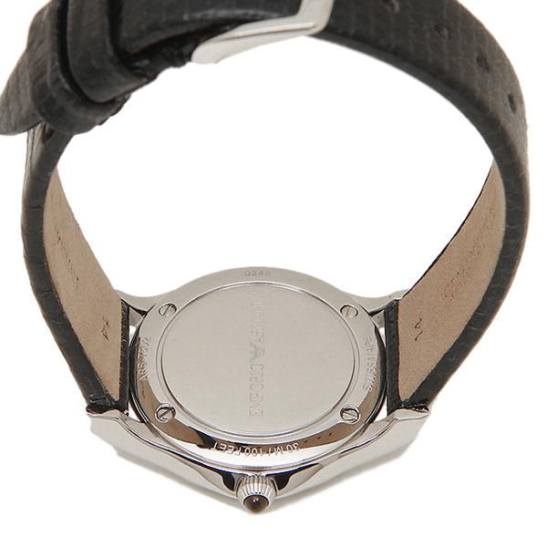 emporioarumani钟表女士EMPORIO ARMANI ARS7502 SWISS MADE瑞士佣人手表表黑色