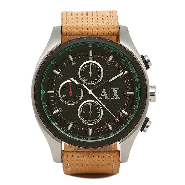 알마니 익스체인지 시계 ARMANI EXCHANGE 112800 드라이버 손목시계 워치 블랙/오렌지