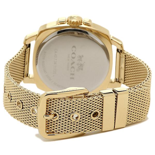 코치 손목시계 COACH 14502490 옐로우 골드