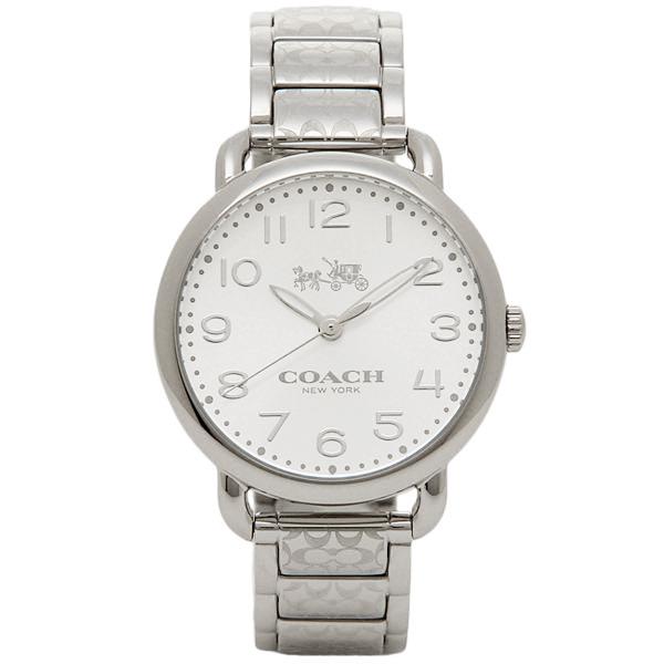 【返品OK】コーチ 腕時計 レディース COACH 14502495 シルバー