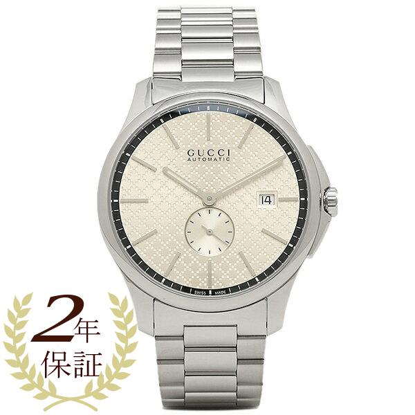 グッチ 時計 メンズ GUCCI グッチ YA126320 メンズ Gタイムレス 腕時計 ウォッチ シルバー シルバー, 商芸文具:f59b5336 --- sunward.msk.ru