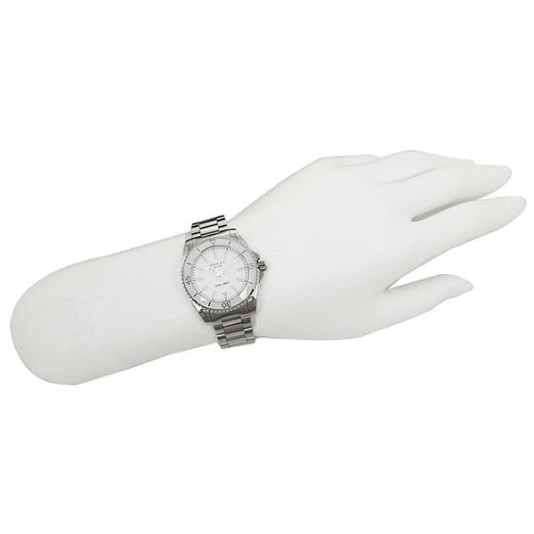 991443e6352 Brand Shop AXES  Gucci clock Lady s GUCCI YA136402 DIVE watch watch ...