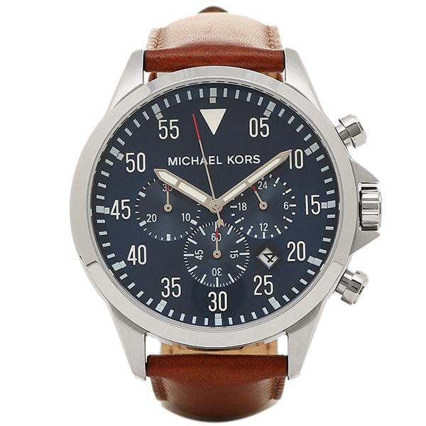 【4時間限定ポイント10倍】マイケルコース 腕時計 レディース MICHAEL KORS MK8362 ブラウン/ブルー