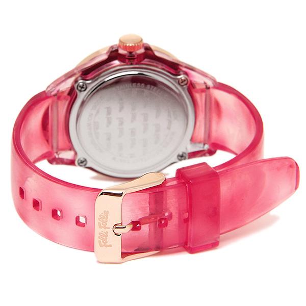 포리포리 시계 FOLLI FOLLIE WF15P026ZPP JELLY 제리 손목시계 워치 레이디스 핑크