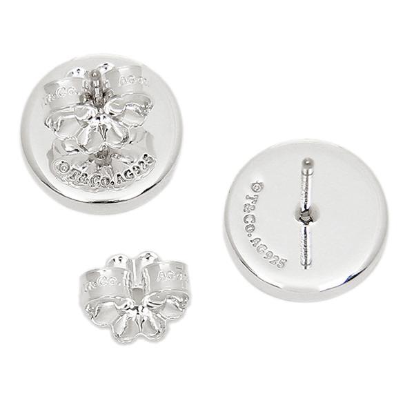 f7cf83b91 ... Tiffany accessories TIFFANY&Co. 35236104 return toe Tiffany RTT  circle stud bolt pierced earrings ...