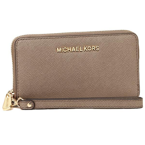 Michael Kors long wallet MICHAEL KORS 32T4GTVE3L 177 beige