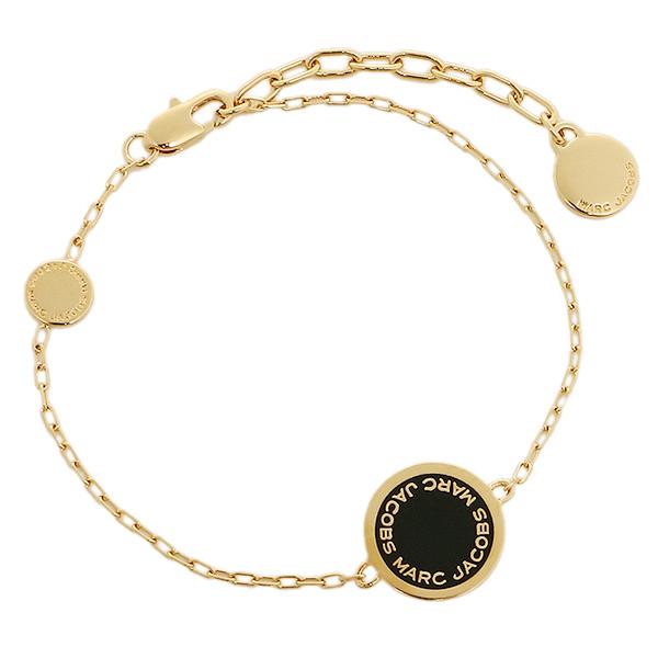6428a20da78 Mark Jacobs bracelet accessories MARC JACOBS M0008540 062 Lady s black gold