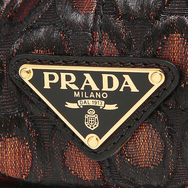 프라다 가방 PRADA BN1877 2 AZ3 F0049 TESSUTO/JACQUARD 2 WAY 가방 ARANCIO