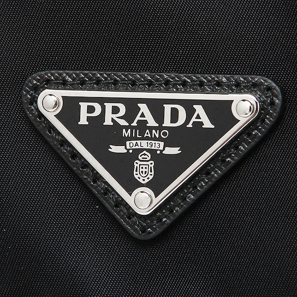 프라다 가방 PRADA BT1738 ZOT F0002 TESSUTO 숄더백 NERO