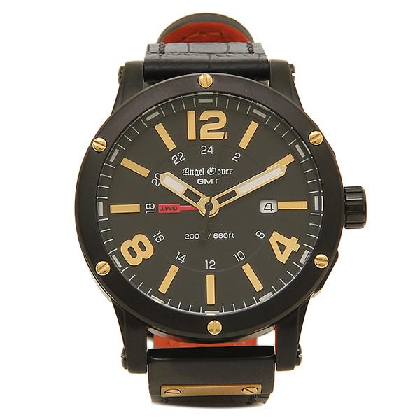 【返品OK】エンジェルクローバー 時計 ANGEL CLOVER EVG46BBK BK 腕時計 ウォッチ ブラック