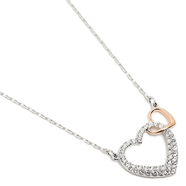 Brand shop axes rakuten global market swarovski necklace swarovski necklace swarovski 5156815 dear small pendant ladys silver audiocablefo