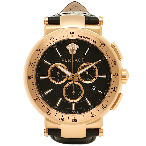 brand shop axes rakuten global market versace watches men x27 versace watches men s versace vfg140016 mystiquesport mystic sport chronograph watches watch black gold