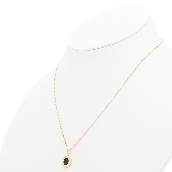 bulgari necklace bvlgari cl857216 bulgari bulgari bvlgari bvlgari pendant yellow gold black