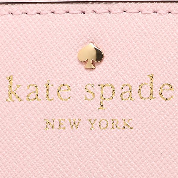 케이트 스페이드장 지갑 KATE SPADE PWRU3898 663 레이디스 라이트 핑크