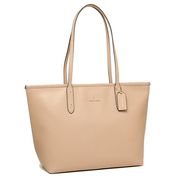 coachoutlet com e8ry  Coach outlet tote bag COACH F37785 IMNUD gold nude