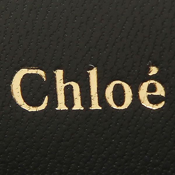 크로에밧그 CHLOE 레이디스 3 S1208 H9A 001 GEORGIA BUM BAG NANO BAG 숄더백 BLACK