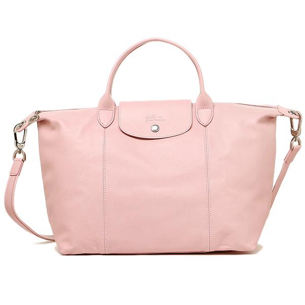 Longchamp Bag Lady S 1515 737 C59 Le Pliage Cuir プリアージュ Top Handle Tote