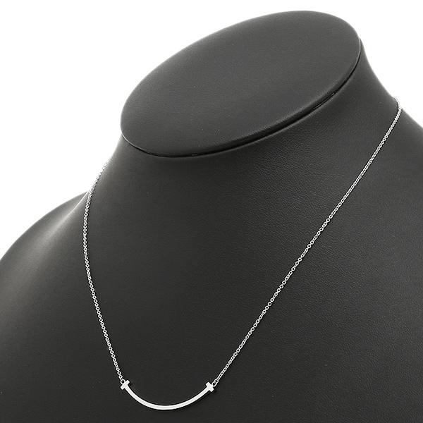 Brand shop axes rakuten global market tiffany necklace tiffany necklace tiffanyco 35189424 18k t smile mini 18w pendant white gold aloadofball Images