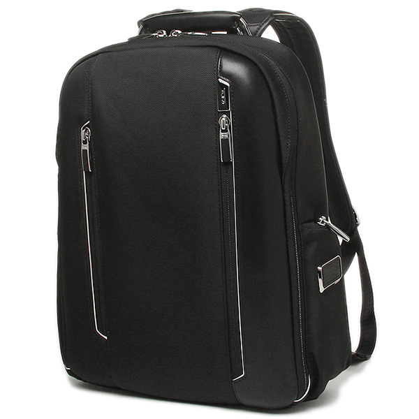 트미밧그 TUMI 255011 D2 ARRIVE LOGAN BACKPACK 배낭・백 팩 BLACK