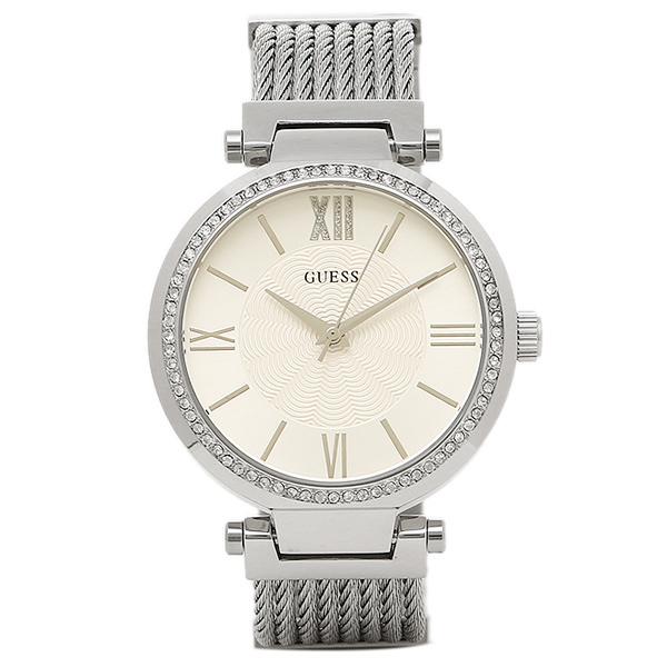 ゲス 腕時計 レディース GUESS W0638L1 SOHO レディース腕時計ウォッチ シルバー, MARIAGE 917b0fcb