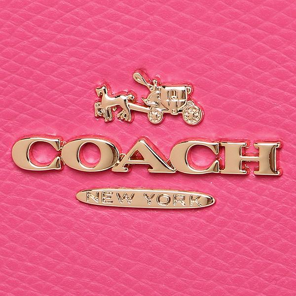 코치 숄더백 아울렛 COACH F37659 IMDUL 달리아 핑크