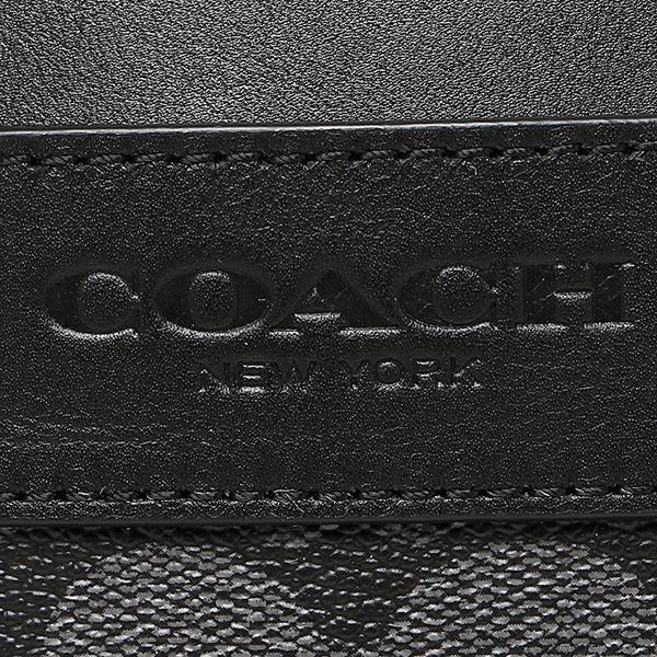 教练挎包奥特莱斯COACH F71764 CQ/BK木炭黑色