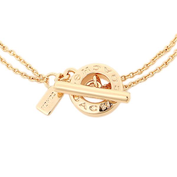 Coach Bracelet Outlet F54515 Rgd Rose Gold