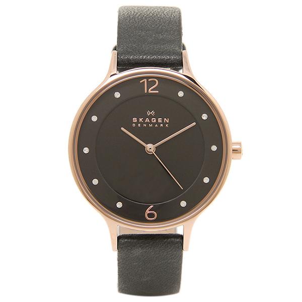 【返品OK】スカーゲン 腕時計 SKAGEN SKW2267 ANITA アニタ レディース腕時計ウォッチ グレー/ローズゴールド