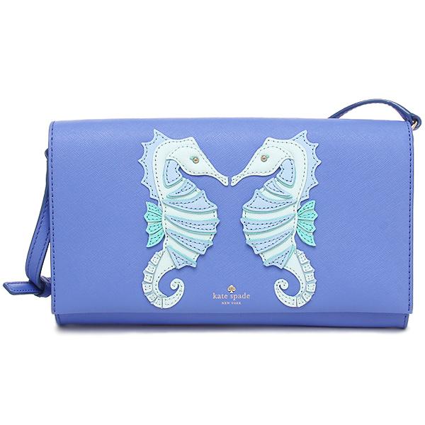케이트 스페이드 2 WAY 가방 KATE SPADE PXRU6830 488 레이디스 블루