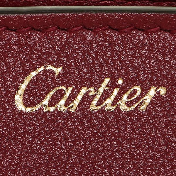 까르띠에 가방 CARTIER L3001479 C DE CARTIER C두카르티에크랏치밧그 RED