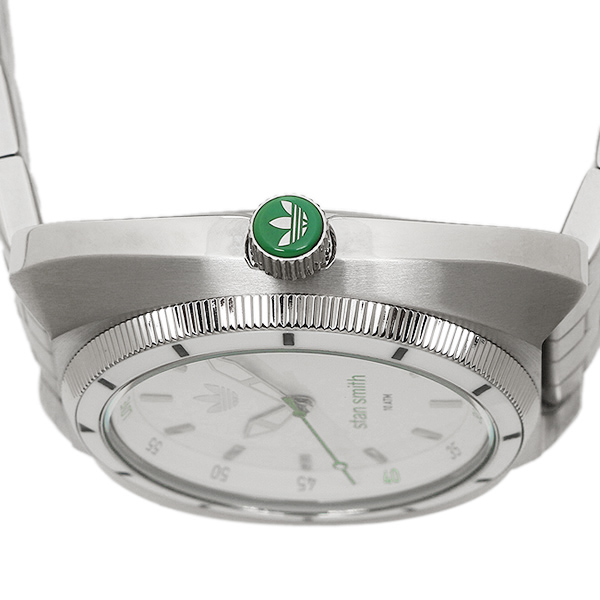아디다스 시계 ADIDAS ADH3007 STAN SMITH 스탠스 미스 맨즈 손목시계 워치 실버/화이트