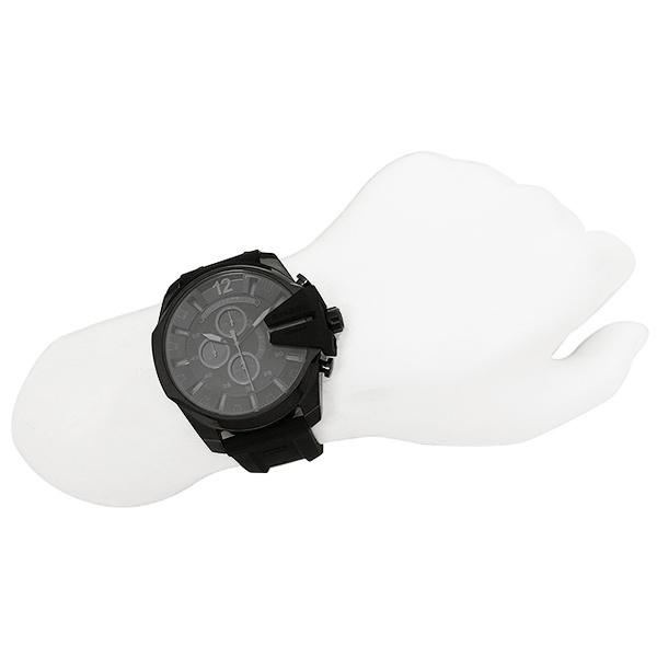 디젤 시계 DIESEL DZ4378 MEGA CHIEF 메가 치프 맨즈 손목시계 워치 블랙