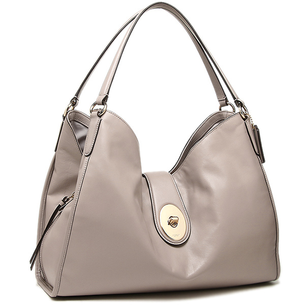 coach leather handbags outlet d7r0  Coach shoulder bags outlet COACH F37637 IMC2J beige