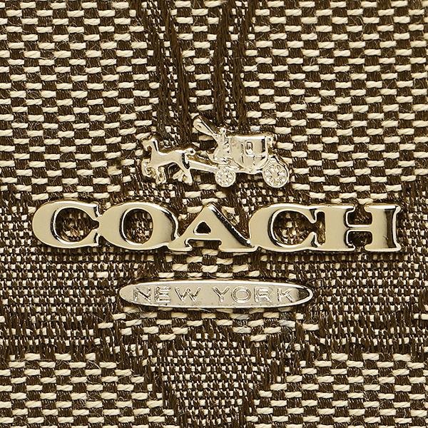 教练挎包COACH 52576 LIC7C黄褐色棕色