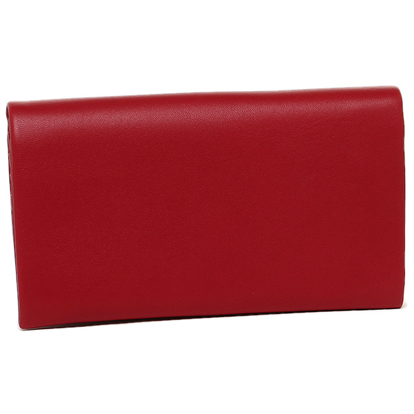크로에 지갑 CHLOE 레이디스 3 P0743 A10 B3B FOLD OVER LONG WALLET W POUCH장 지갑 ACEROLA