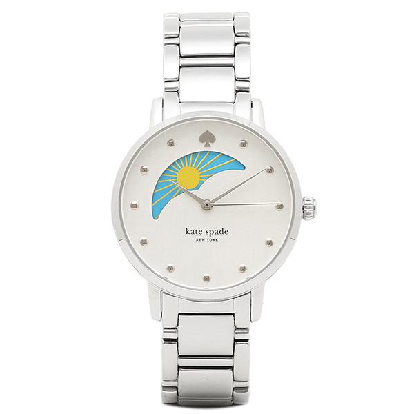 ケイトスペード 腕時計 レディース ホワイト シルバー KSW1075