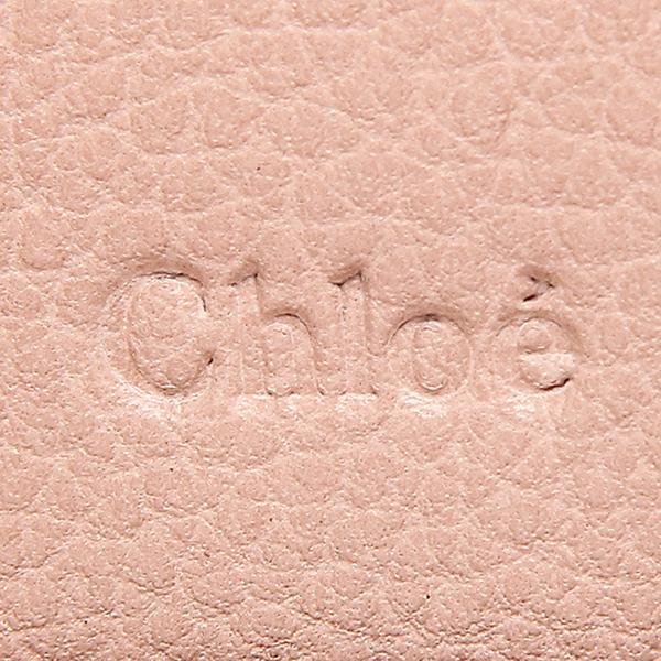 크로에밧그 CHLOE 레이디스 8 HS891 043 45 M파라티 PARATY 2 WAY 가방 ANEMONE PINK