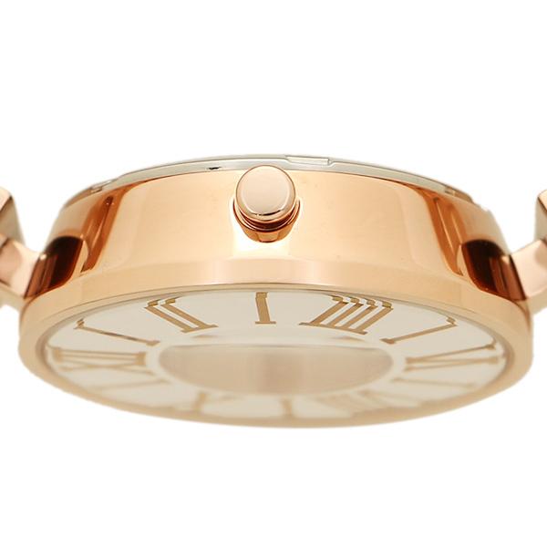 포리포리 시계 FOLLI FOLLIE WF15B028BSW XX MINI DYNASTY WINTER DREAM 레이디스 손목시계 워치 화이트/로즈 골드