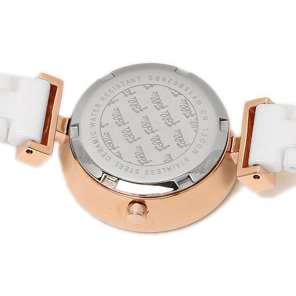 포리포리 시계 FOLLI FOLLIE WF15B028BSZ XX MINI DYNASTY WINTER DREAM 레이디스 손목시계 워치 화이트/로즈 골드