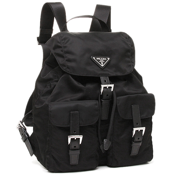 프라다 가방 PRADA 1 BZ677 V44 F0002 VELA 배낭・백 팩 NERO