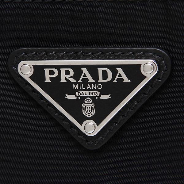 프라다 가방 PRADA 2 VH251 064 F0002 TESSUTO SAFFIANO 숄더백 NERO