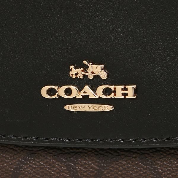 코치 COACH장 지갑 아울렛 F54022 IMAA8 브라운 블랙