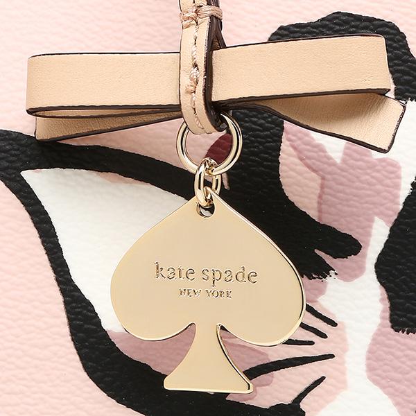 케이트 스페이드 토트 백 KATE SPADE PXRU6776 674 레이디스 라이트 핑크 멀티