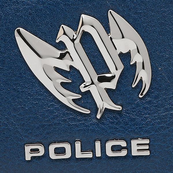 35b15a08171b ポリス 財布 POLICE PLC123 ブローチ オンライン メンズ 二つ折り財布 ...