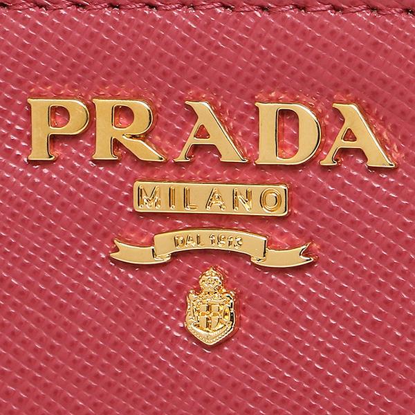 普拉达钱包PRADA 1M1348 QWA F0505 SAFFIANO METAL长钱包PEONIA