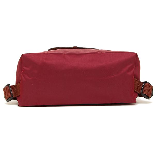 론샨 가방 LONGCHAMP 레이디스 1699 089 C87 프리아쥬 LE PLIAGE BACKPACK 배낭・백 팩 GARNET RED