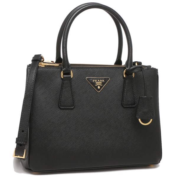 37027074e879 Prada bag lady PRADA 1BA863 NZV F0002 SAFFIANO LUX shoulder bag 2WAY bag  NERO