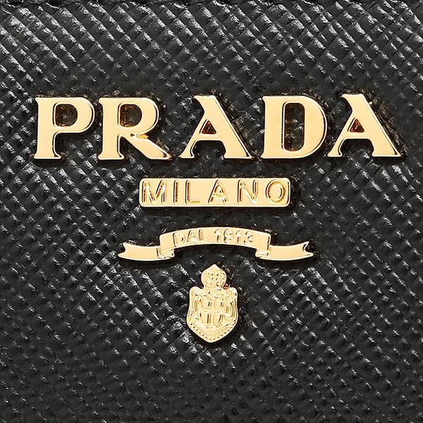 프라다 지갑 PRADA 1 ML506 QWA F0002 SAFFIANO METAL장 지갑 NERO